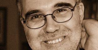 El escritor y crítico literario Pedro M. Domene.