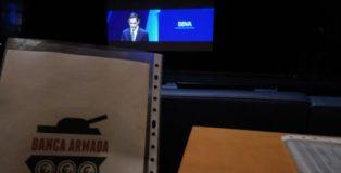 Informe BBVA: FINANCIACIÓN A EMPRESAS DE ARMAMENTO 2013-2018 (Banca Armada: www.bancaarmada.org/es).