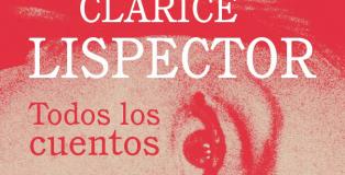 Detalle de la cubierta de 'Todos los cuentos', de Clarice Lispector.