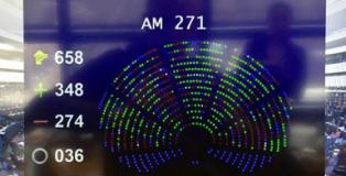 Se aprueba la directiva del copyright en la Unión Europea.