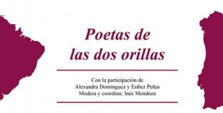 Ciclo de charlas, 'Poetas de las dos orillas'.