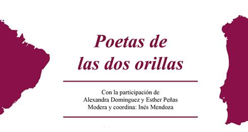 Encuentro con la poesía y sus protagonistas en el ciclo 'Poetas de las dos orillas'