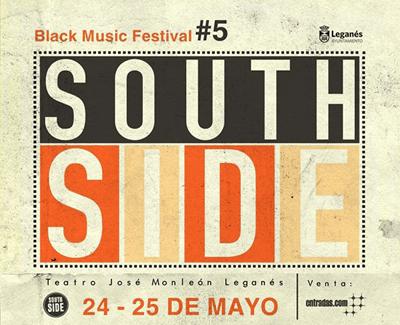 Comienza la V edición del South Side, el festival de música negra, en Leganés