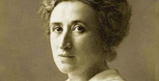 'Cartas de amor y revolución de Rosa Luxemburg'.