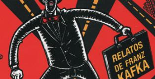 Kafkiana. Relatos de Franz Kafka se acaba de publicar en la editorial Sextopiso, con traducción de Ce Santiago y dibujos de Peter Kuper.