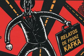 'Kafkiana. Relatos de Franz Kafka': la brillantez de lo absurdo, en cómic