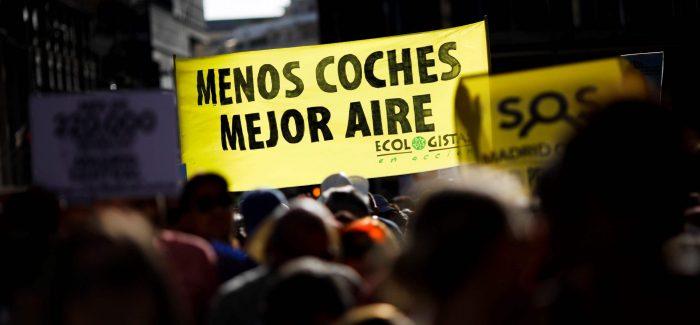 Madrid Central y los vendedores de humo