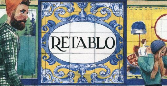 Universo okupa en 'Retablo', libro que reúne dos relatos de Marta Sanz