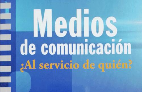El dilema del cuarto poder: 'Medios de comunicación, ¿Al servicio de quién?', de Jesús González Pazos