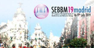 """El 42 Congreso SEBBM, """"Bioquímica en la Ciudad"""", llega a Madrid."""