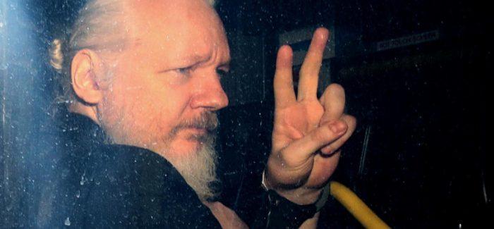El vergonzoso silencio en torno al calvario de Julian Assange