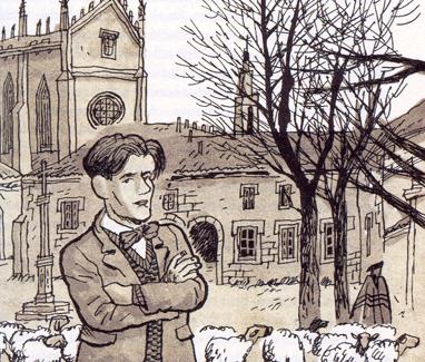 'Impresiones y paisajes' de Federico García Lorca, más de un siglo después