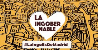La Ingobernable (logo).