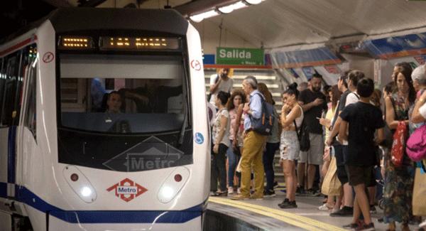 Manifestación en defensa del Transporte Público en Madrid para el 19 de septiembre