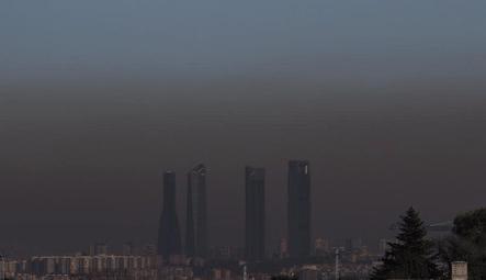 De Madrid al cielo tóxico: cómo afecta a nuestra salud la contaminación del aire