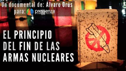 Estreno del documental 'El principio del fin de las armas nucleares', en la Filmoteca