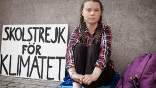 Greta Thunberg y el movimiento mundial 'Viernes por el Futuro'