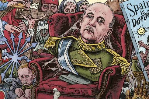 Franco como realidad estética textual: 'Diccionario del franquismo', de Manuel Vázquez Montalbán