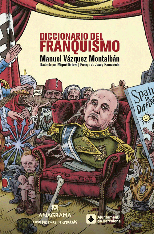 'Diccionario del franquismo', de Manuel Vázquez Montalbán.
