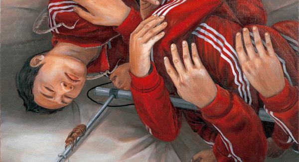 Exposición de Tetsuya Ishida 'Autorretrato de otro': Pubescencia.