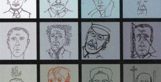 'Libros dedicados. Crónicas apresuradas sobre escritores y literatura', de Diego Prado (detalle de la cubierta).