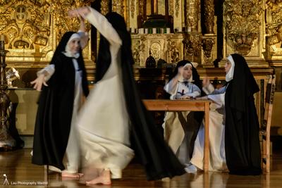 Escena de Muerte del Apetito. ( Lau Photography Madrid).