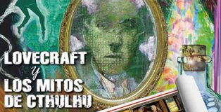 Lovecraft y Los mitos de Cthulhu, de Graphiclassic.