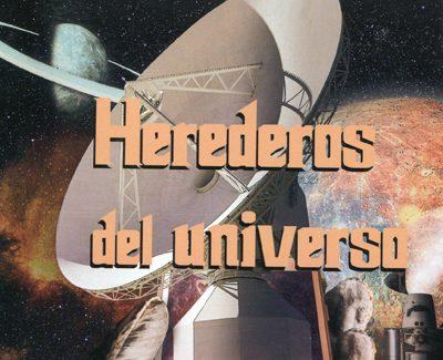 Intriga y ciencia ficción en 'Herederos del universo', la última novela de Ruy Vega