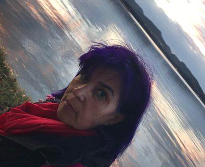 'Como un hueso de cereza', libro de relatos de Ana Fabregat: «el mundo no es como lo ves, sino como lo sientes»