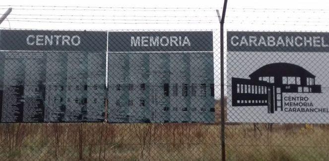 Quitan el memorial a los presos políticos instalado en la antigua cárcel de Carabanchel