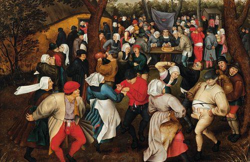 'Brueghel. Maravillas del arte flamenco', la marca familiar como fenómeno pictórico