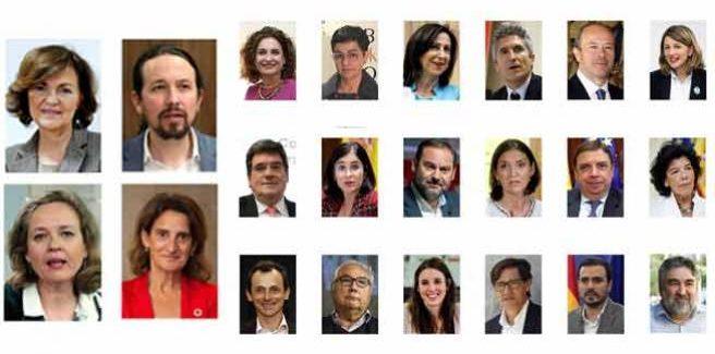 ¡Al fin un Gobierno progresista, en España!