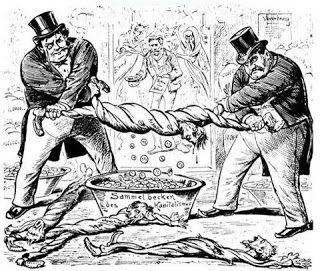 Los daños en la salud de los abusos del capitalismo son claramente perceptibles