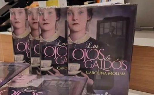 'Los ojos de Galdós', de Carolina Molina, en este año galdosiano