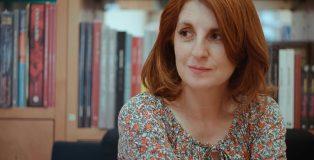 Liliana Blum acaba de publicar su primera colección de cuentos, Tristeza de los cítricos.