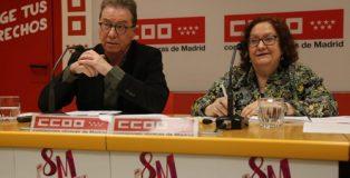 Pilar Morales y Jaime Cedrún.