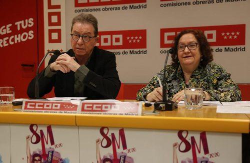 Comisiones Obreras denuncia las brechas que condenan a las mujeres a la precariedad