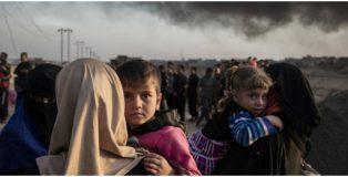 Refugiados climáticos y crisis ecosocial. Millones de personas han tenido que huir de sus casas.
