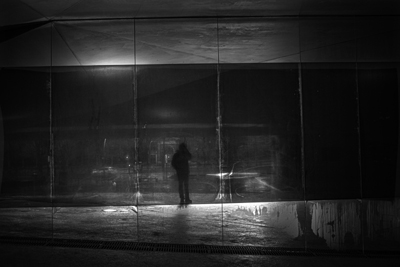El fotógrafo Clemente Bernad  ha retratado las desiertas calles del Madrid confinado