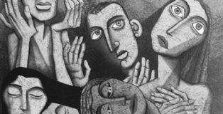 Ensayo sobre la ceguera, de José Saramago.