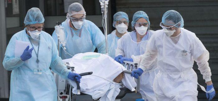 Sistema sanitario insuficiente, heroísmo en precario