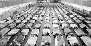 La gripe española de 1918 y el ascenso del nazismo: tomen nota.