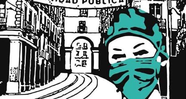 'Sanitarios Necesarios' convoca una nueva concentración en defensa de la sanidad pública