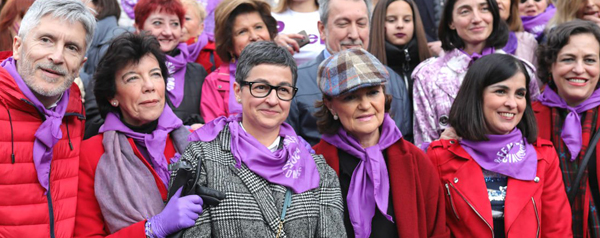 Contrainforme del 8M: atizando al feminismo para ocultar el horror en las residencias
