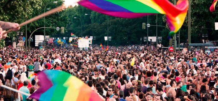 El Orgullo tendrá lugar del 1 al 5 de julio en formato digital