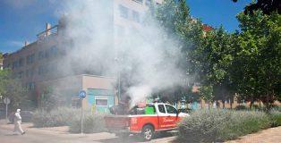 Asociaciones ecologistas de Madrid reclaman medidas preventivas para evitar el uso de pesticidas.