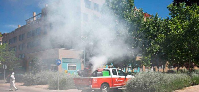 Ecologistas de la Comunidad de Madrid reclaman medidas para evitar el uso de pesticidas