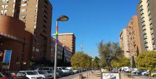 Avenida Juan Carlos I, Leganés (Madrid).