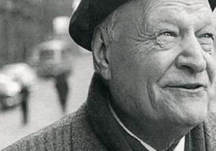 La singularidad expresiva del poeta italiano Giuseppe Ungaretti en 'Ungarettiana'