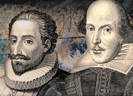 Una curiosa conversación entre Cervantes y Shakespeare en la novela 'El encuentro', de Jesús Ruiz Mantilla
